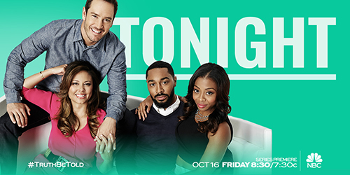 Truth Be Told Premieres TONIGHT!